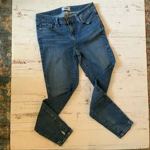 Paige verdugo ankle skinny jeans 29